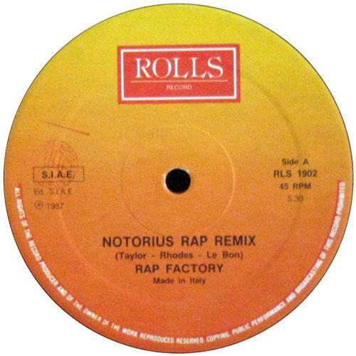 Notorious Rap Remix