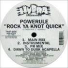 Dawn To Dusk / Rock Ya Knot Quick