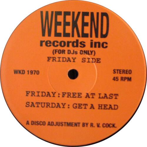 Free At Last / Get A Head