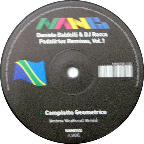 Podalirius Remixes, Vol. 1