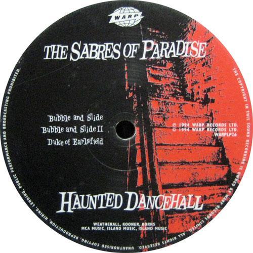 Haunted Dancehall