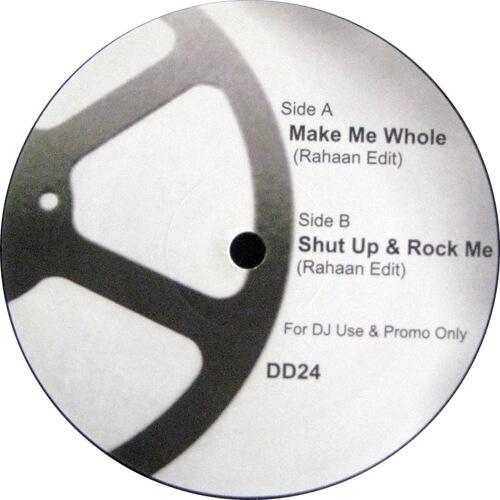 Make Me Whole / Shut Up & Rock Me