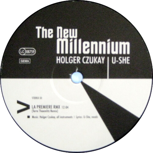 The New Millenium (Remix Album Sampler)