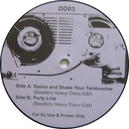 Dance And Shake Your Tambourine / Party Line