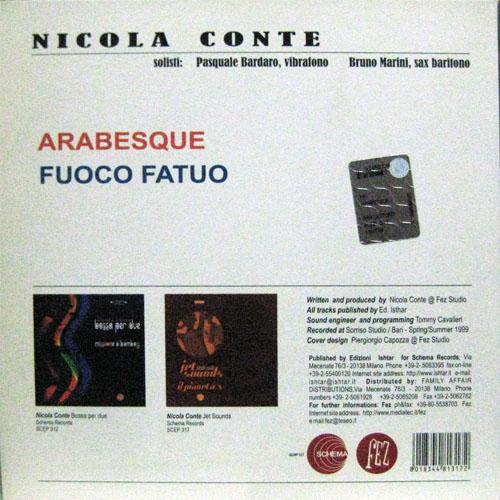 Arabesque / Fuoco Fatuo