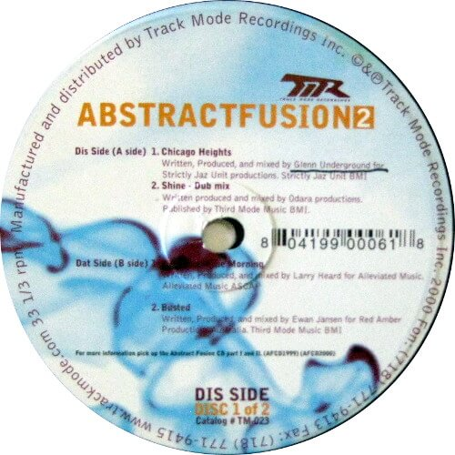 Abstract Fusion 2