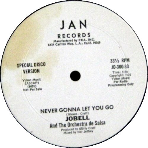 Never Gonna Let You Go / Closer To The Feeling
