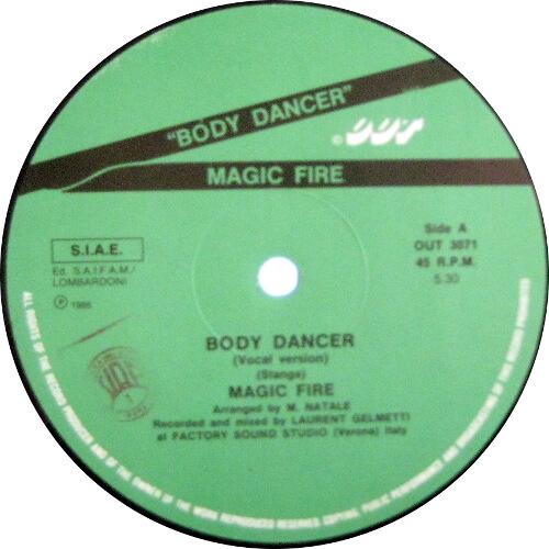 Body Dancer